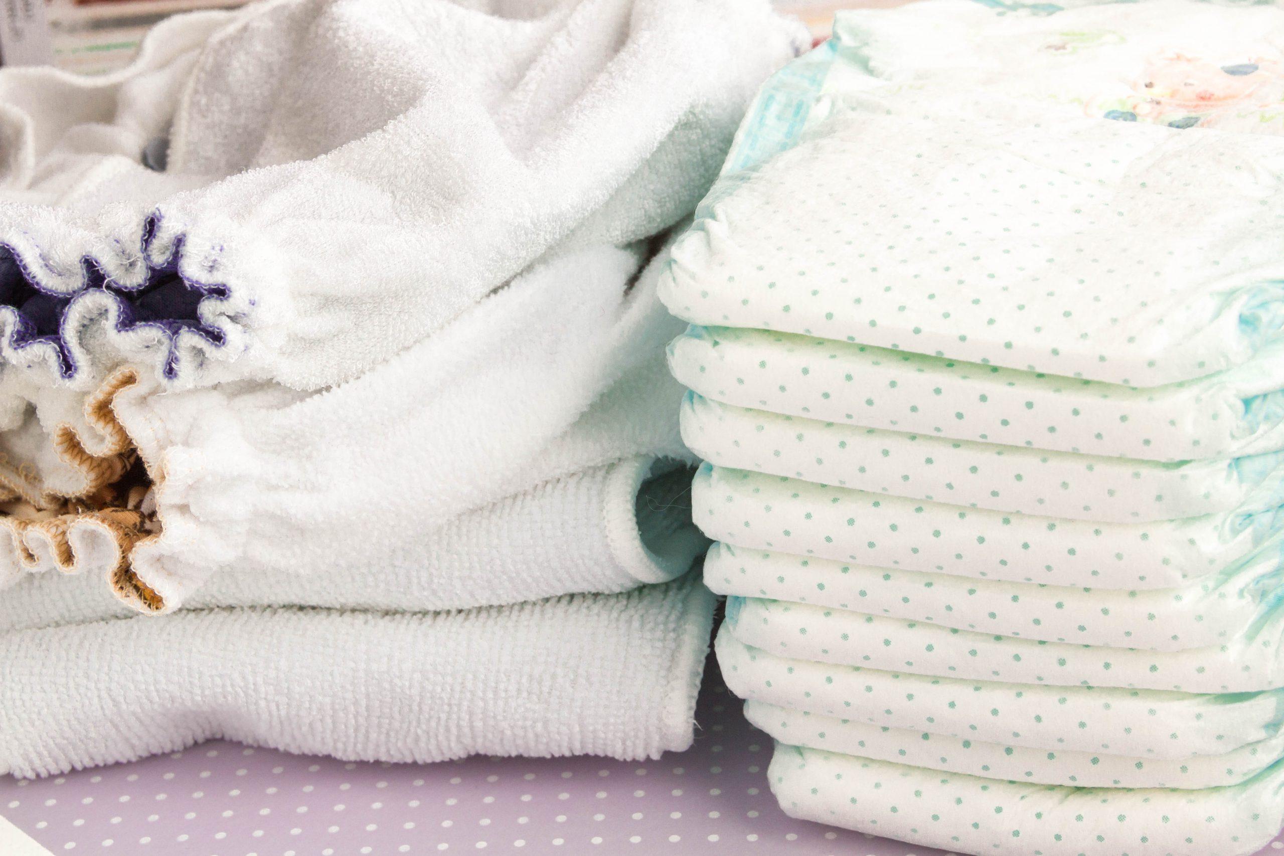 choosing nappies